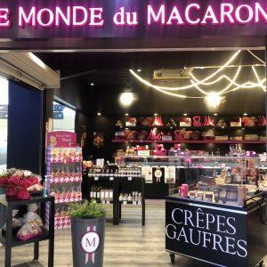Le Monde du Macaron : Gourmandises à toute heure !
