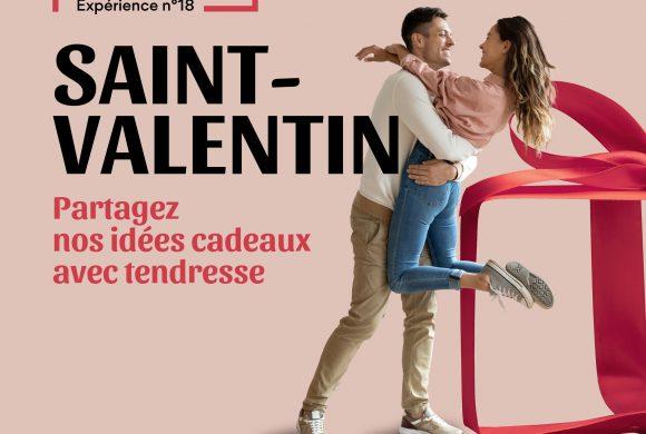 Saint-Valentin : Idées cadeaux