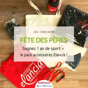 Jeu-Concours / Fête des pères – Elancia