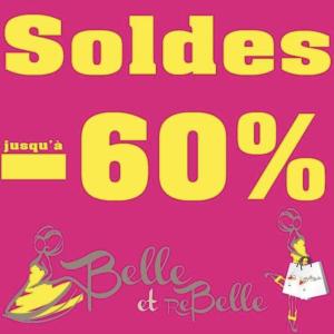 Soldes / Soyez Belle & Rebelle !