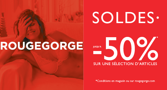 Soldes / Rouge Gorge