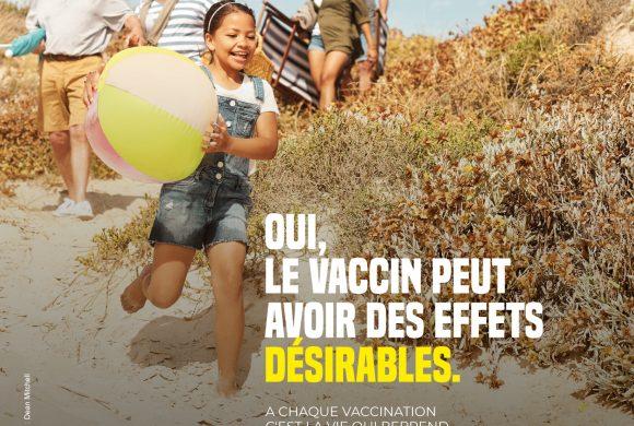 Centre de vaccination temporaire / Riom Sud
