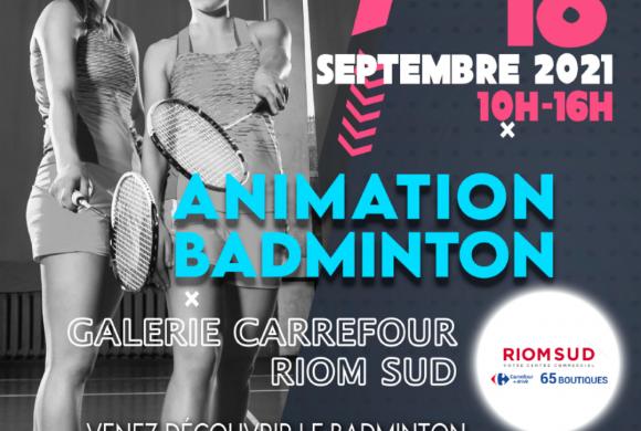 Badminton de Châtel-Guyon