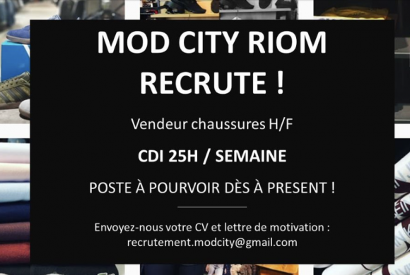 ModCity recrute !