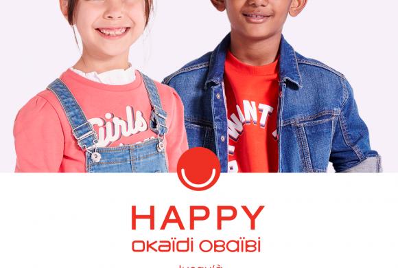 Soyez Happy avec OkaïDi !